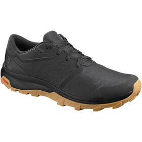 Salomon Outbound GTX Kengät Miehet, black/black/gum1a